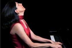 Nancy M. Williams at piano