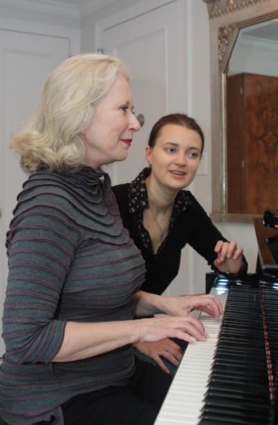 Anna Shelest: Building A Repertoire Towards Dreams