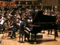 Ricker Choi plays Liszt's Totentanz