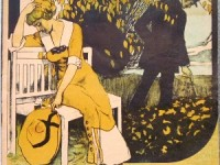 The Old, Yellowish Piano Keys