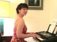 Nana Asatiani playing Debussy's Clair de Lune