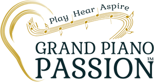 Grand Piano Passion logo