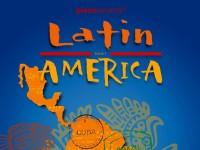 Piano accents latin america