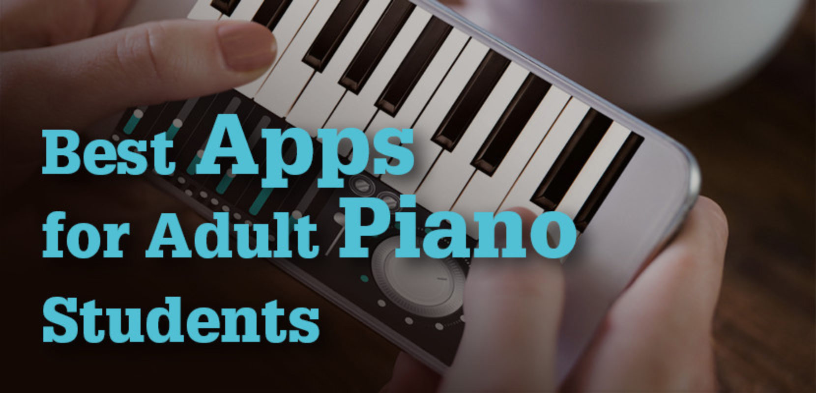 Grand Piano Passion™ | Best Piano Apps for Adult Students